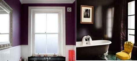 using bold colors in the bathroom when and how to do it red or wine colour sofas in velvet kids art decorating ideas