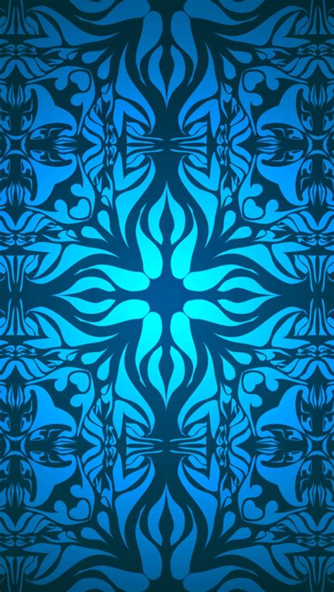 blue vintage pattern vintage blue pattern the iphone wallpapers