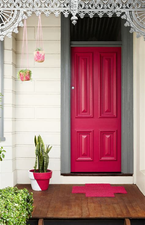 decorating with doors inside and out town country living