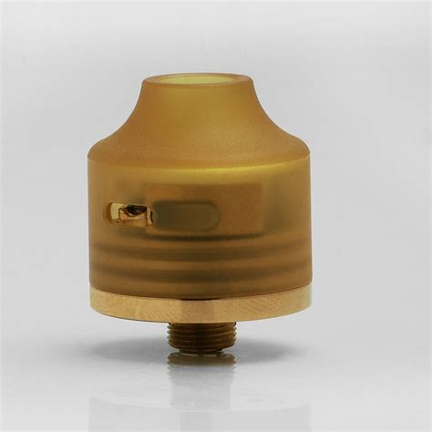 authentic oumier wasp nano mini rda gold 22mm rebuildable atomizer