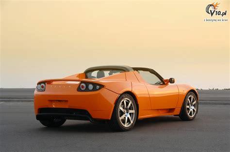 orange tesla roadster tesla roadster orange 3