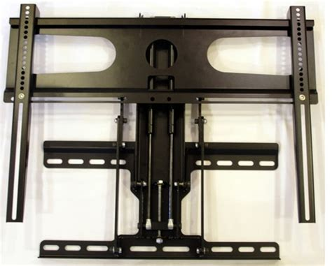 fireplace tv mount lowers 30 inches up