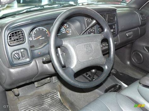 2000 Dodge Dakota Interior by 2000 Bright White Dodge Dakota Sport Crew Cab 4x4 1532215