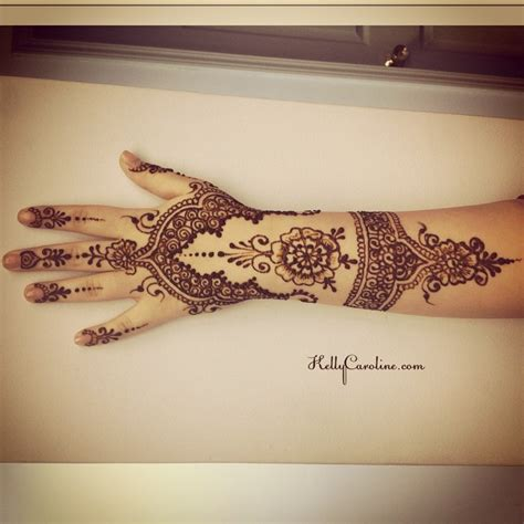 tattoos that look like henna archives caroline caroline
