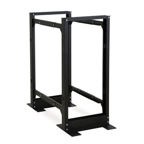 Adjustable Rack by 24u 4 Post Adjustable Rack