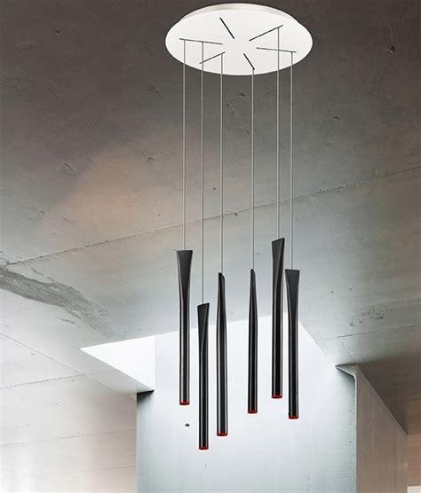 Tubular Ceiling Light by Tubular Led Pendant Ideal For Stairwells