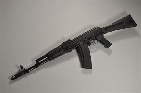 arsenal ak arsenal slr 104fr aks 74 review modern rifleman