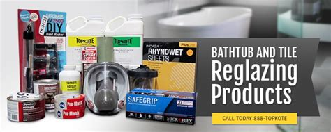 bathtub reglazing products reglazing com