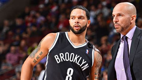 brooklyn nets bench deron williams of brooklyn nets comes off bench in monday