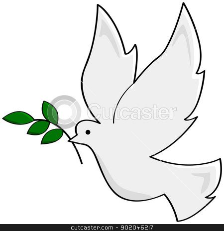 dove of peace template peace dove template