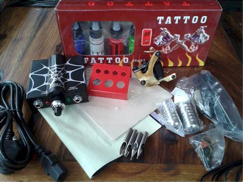 tattoo build kit tattoo kits skinart tattoo training academy