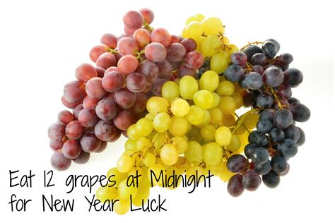 12 grapes at midnight spanish new year s traditions