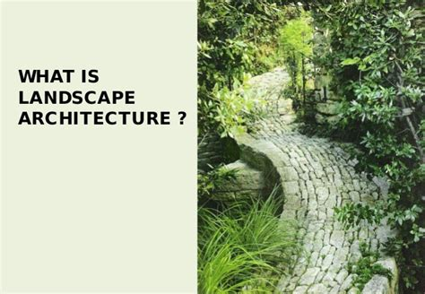 what is a landscape architect what is landscape what is landscape architecture what is landscape