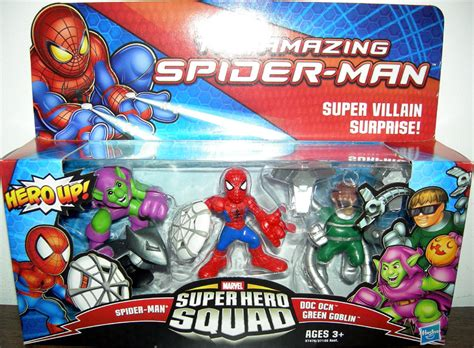 film marvel super hero squad super villain surprise amazing spider man movie super hero