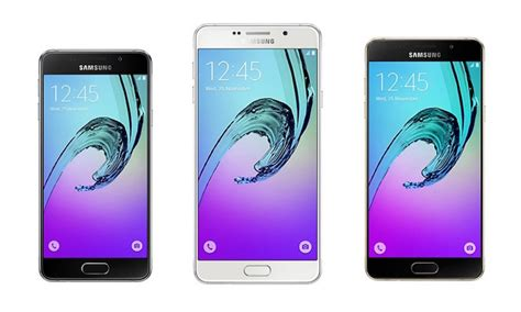 Hp Samsung A5 A7 Galaxy A3 A5 A7 Data D Uscita In Italia E Prezzo Techpost It