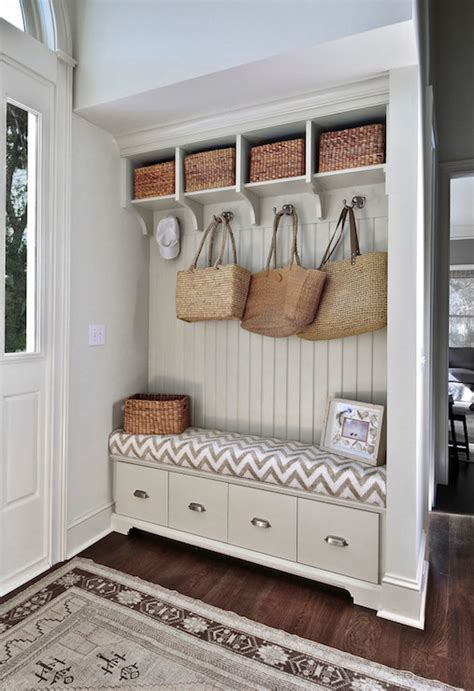built in bench mudroom gorgeous mudroom off entryway with pale greige built in