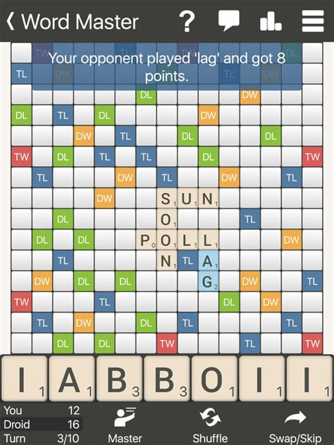 scrabble word app word master the most practical scrabble like board