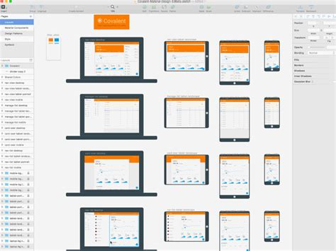 Home Design Android App Free Download material design sketch template v2 sketch freebie