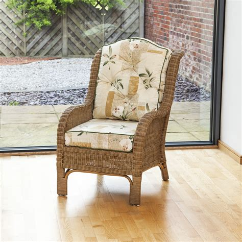wicker bedroom chair alfresia conservatory furniture denver wicker reading