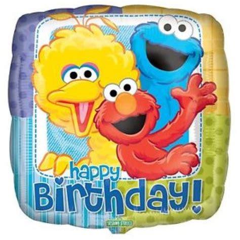 Foil Hbd sesame happy birthday foil balloon themed