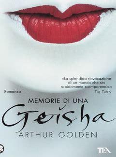 dasolo libreria arthur golden memorie di una geisha 2008 187 italia