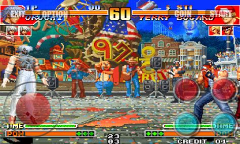 kof 97 apk king of fighter kof 97 for android apk