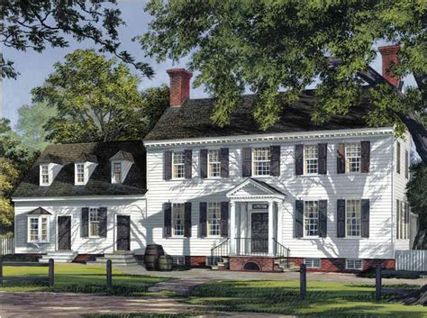 georgian home style georgian home plans at eplans com colonial house plans