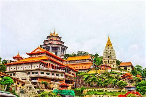 places   visit  penang  letsgoholidaymy
