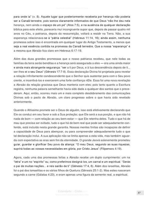 O Pacto de Deus Com Abraão, por A. W. Pink by O Estandarte