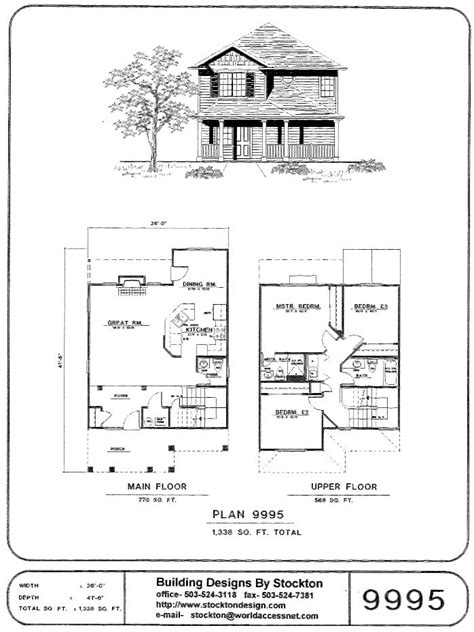 no garage house plans no garage 1 338 sq ft and 26 wide apartment house plan