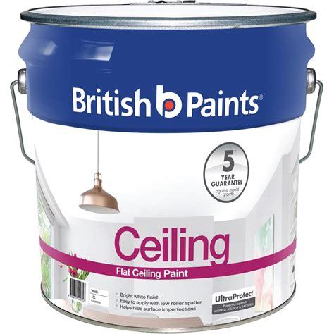 Flat White Ceiling Paint by Paints 15l Flat White Ceiling Paint Bunnings