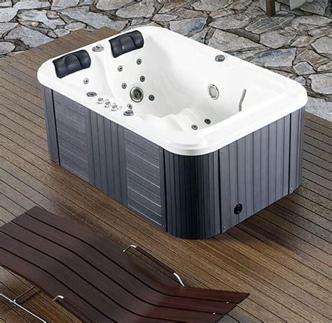 Bathroom Spa Tubs by 2 Person Hydrotherapy Bathtub Bath Tub Whirlpool Spa