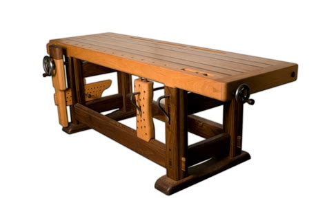 hand  woodworking bench  gerspach handcrafted