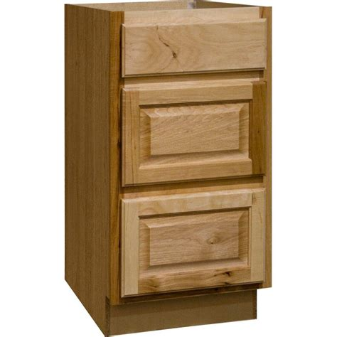 Cabinet Door Glides Hton Bay Hton Assembled 18x34 5x24 In Drawer Base Kitchen Cabinet With Bearing