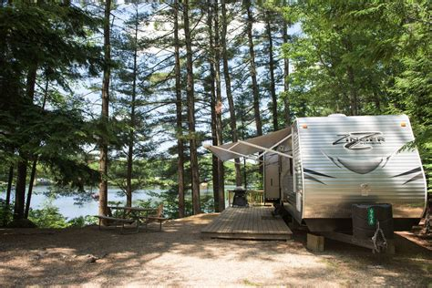 rentals pine acres family camping resort