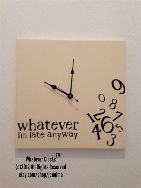 sono in ritardo idee e oltre 25 fantastiche idee su orologio di legno su