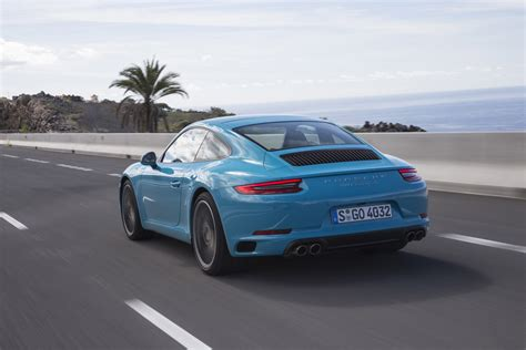 porsche 911 4s msrp 2017 porsche 911 4s news reviews msrp ratings with