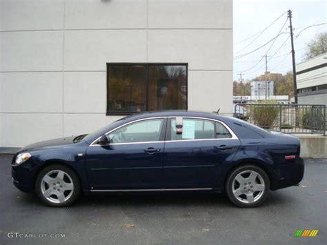 2008 chevy malibu lt specs 2008 imperial blue metallic chevrolet malibu lt sedan