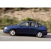 SEAT Cordoba  1999 2000 2001 2002 2003 Autoevolution