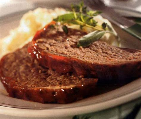 taste of home meatloaf