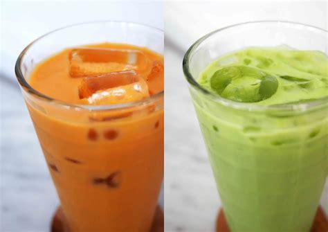 membuat thai green tea lulabyspoon indonesian food blogger photographer