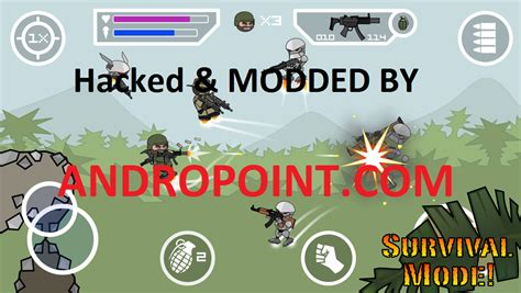 doodle army mini militia cheats doodle army 2 mini militia hack version 4 0 7 and pro pack