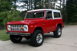 classicbroncos photo gallery early ford bronco