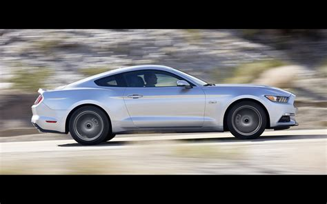 2015 ford mustang silver 2015 ford mustang silver motion 15 1920x1200