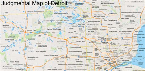 maps detroit take it from this quot trustafarian quot these judgy maps are