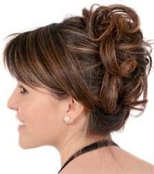 mother of the bride hairstyles partial updo mother of the bride updos on pinterest the bride updos