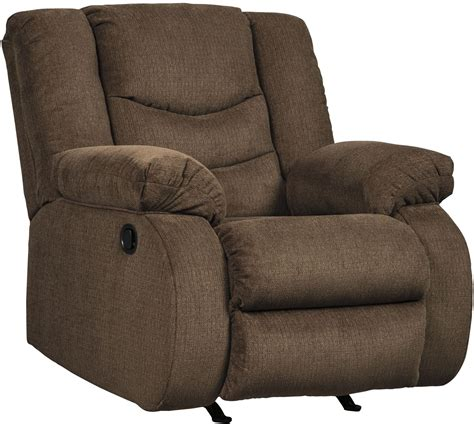 chocolate recliner tulen chocolate rocker recliner 9860525 ashley