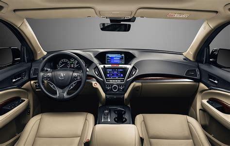 Acura Suv Interior by 2018 Gmc Acadia Vs 2018 Chevrolet Traverse Compare Autos