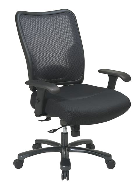 Adjustable Chair Design Ideas Fascinating Modern Office Chair Design Ideas Featuring Mid Back Black Mesh Chair Padded Mesh