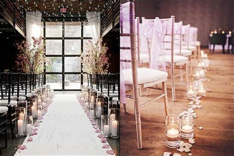 Wedding Aisle Vases by 13 Classic Wedding Decorations For A Wedding